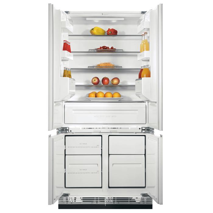 встраиваемые холодильники electrolux ero: