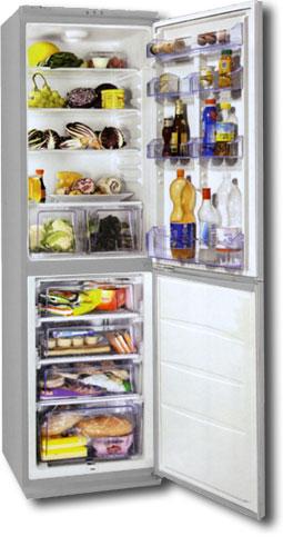 Холодильник zanussi zrb 3